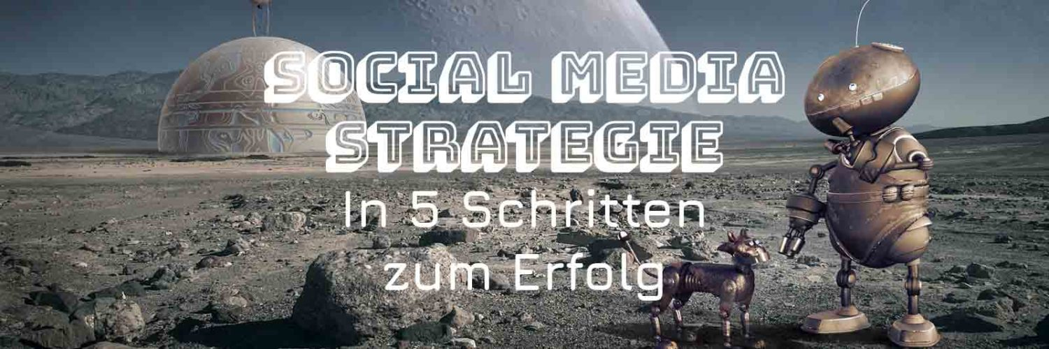 EIGENARTdigital Blogbeitragsbild Social Media Strategie